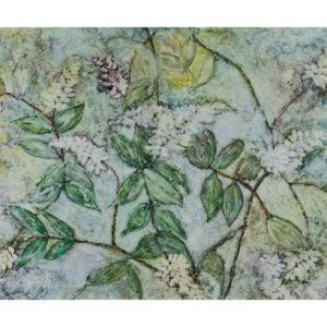 Anita Helen Cohen, Summer Triptych,