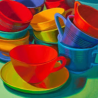 Marian Dioguardi: Coffee, Tea or Wonton? Exhibition »