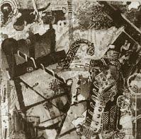 Reclaimed Xerox II (Discarded xerox 8 x 8) $125