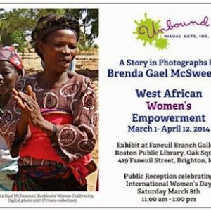 Brenda Gael McSweeney: West African Women's Empowerment »