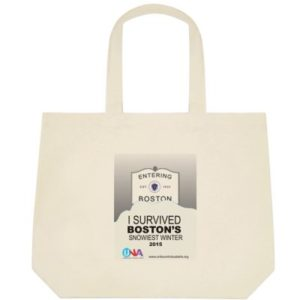 Deluxe Artistic Tote Bags